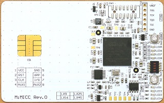MiMICC(Miniture Measurement IC Card)