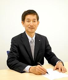 President&CEO KanameArai